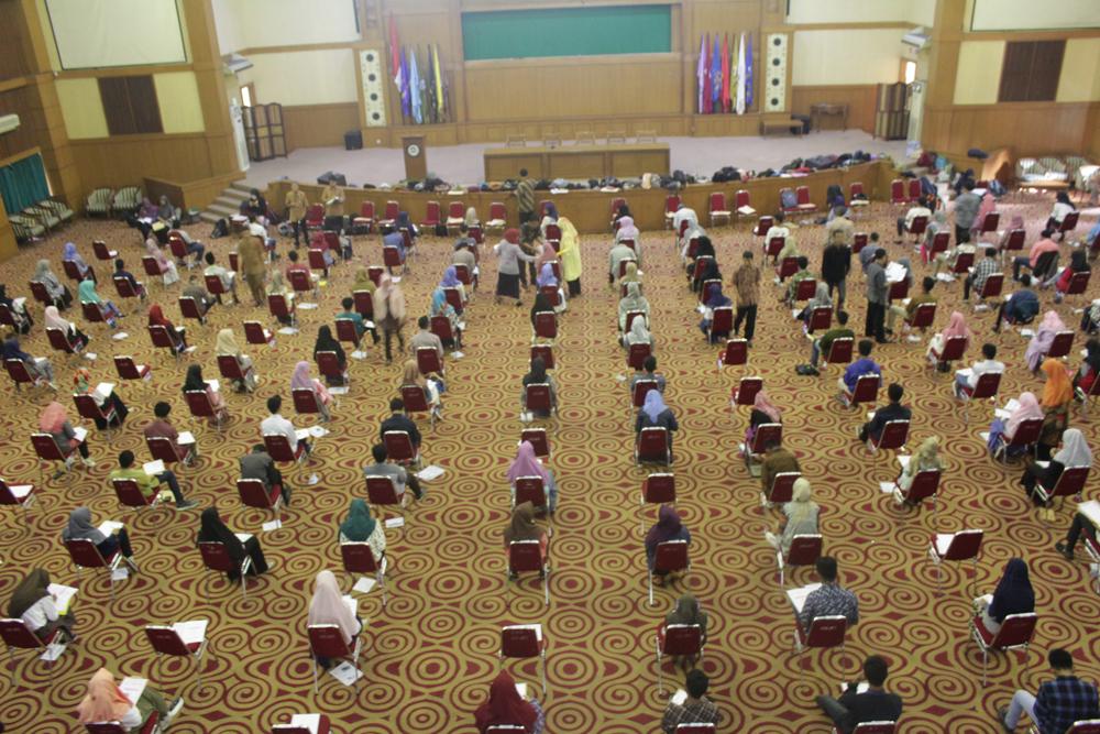 9.100 Pendaftar UTBK Akan Ikuti Ujian di UIN Jakarta