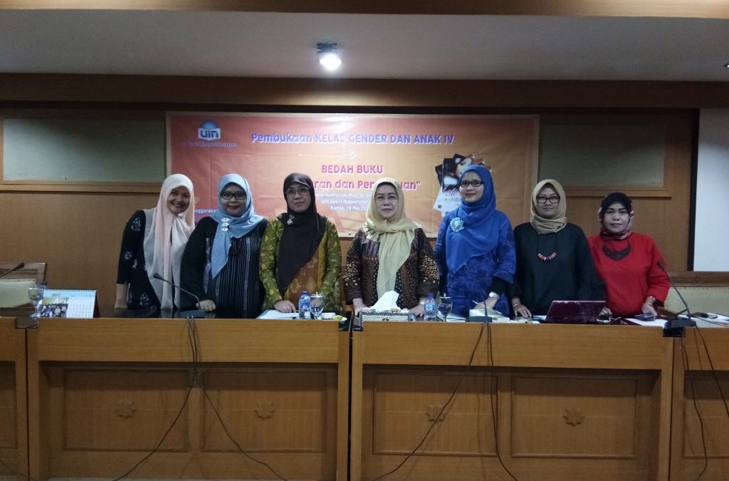 PSGA Holds First Lecture on Gender and Child Class