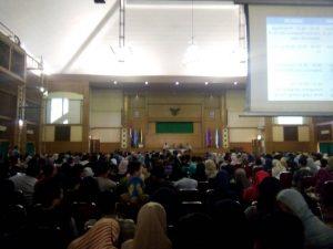 Panitia Lokal UIN Jakarta Gelar Brifing Panitia Pengawas SBMPTN 2017