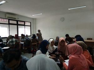 PLP UIN Jakarta Provide Assessment Center Training