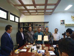EURO Management-UIN Jakarta Jalin Kerjasama