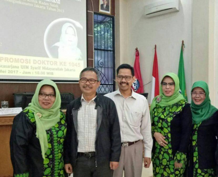 Tiga Bidan dari Bogor Raih Doktor