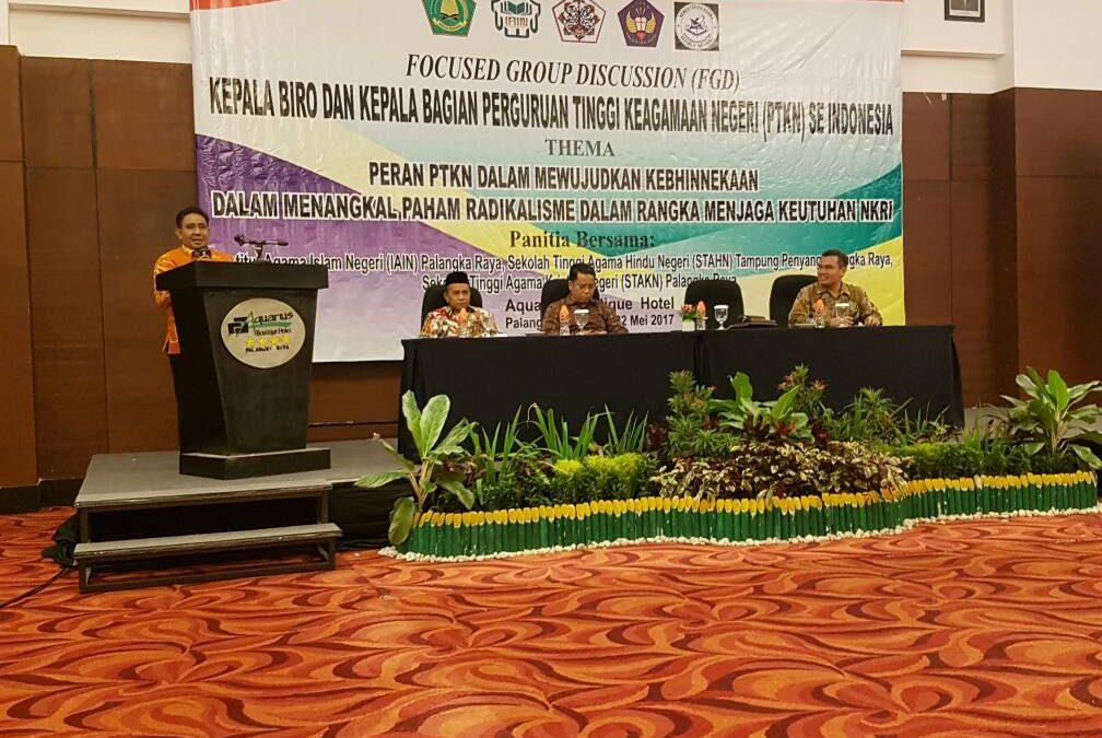 PTKIN Bureau Chiefs and Section Heads Association Declare the Palangkaraya Charter
