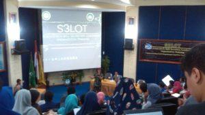 Dema FST Lakukan Pelatihan S3lot Bagi Kepengurusan Baru