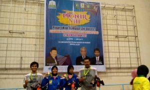 Pionir VIII PTKIN Berakhir, UIN Jakarta Boyong 10 Medali