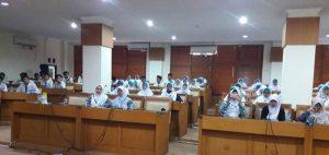 Pelajar SMA Mutiara Islami Plus Kunjungi UIN Jakarta
