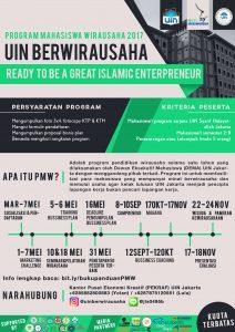 DEMA UIN Jakarta Holds PMW 2017