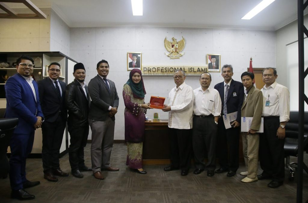 UiTM Offers Cooperation to UIN Jakarta