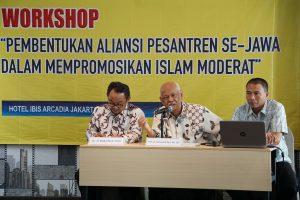 CSRC UIN Jakarta Held Moderate Islam Workshop