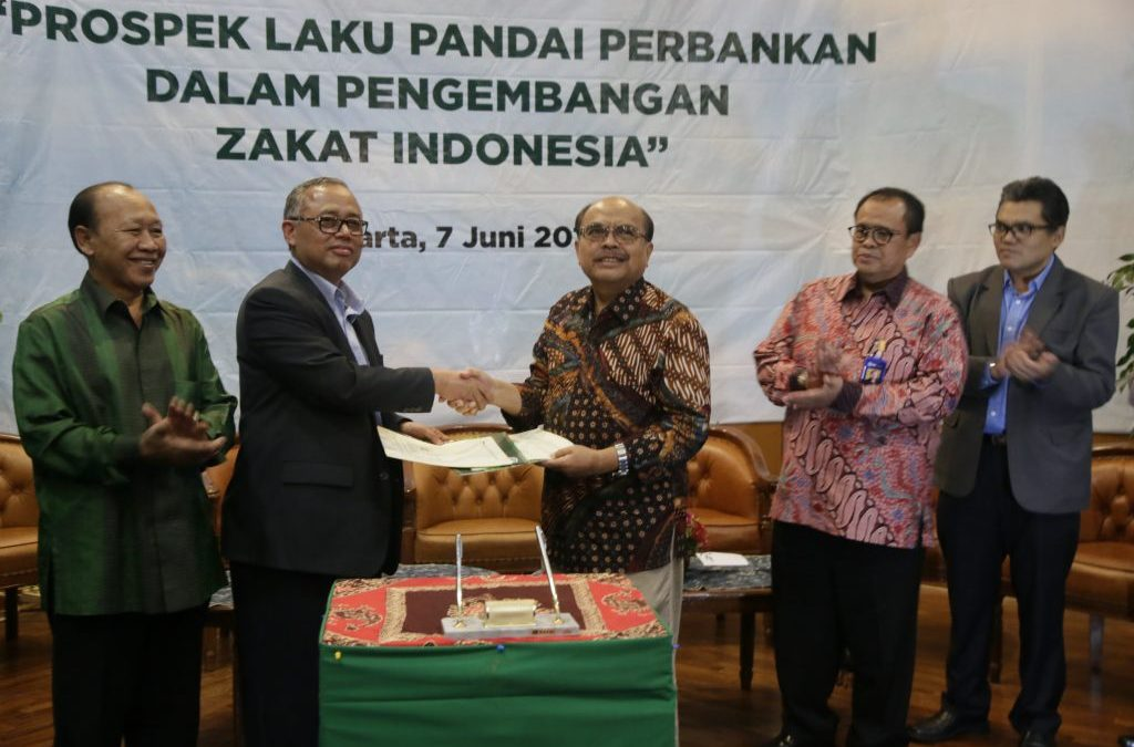 UIN Jakarta-Baznas Agreed to Cooperate