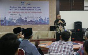 Rektor: IKALUIN Hendaknya Jadi Fasilitator Market Alumni Baru