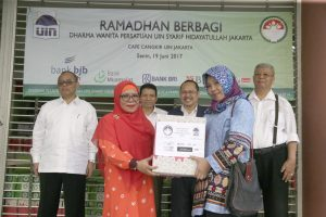 DWP Shared 800 Eid Gift Parcels