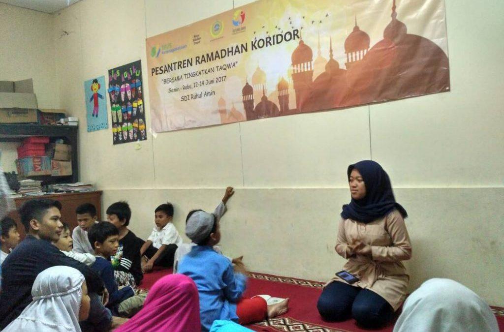 KORIDOR  KSE UIN Jakarta Gelar Pesantren Ramadhan