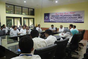 AUK Bureau Chief: UIN Jakarta Employees Must Have 5 Good Characteristics