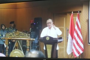 Rector: UIN Jakarta is a Campus that Promotes Modern Islam