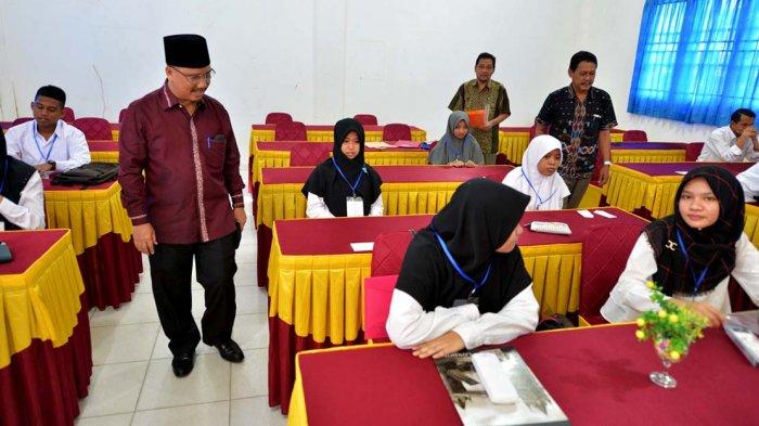 FKIK Seleksi Camaba Kepri Penghafal al-Qur'an