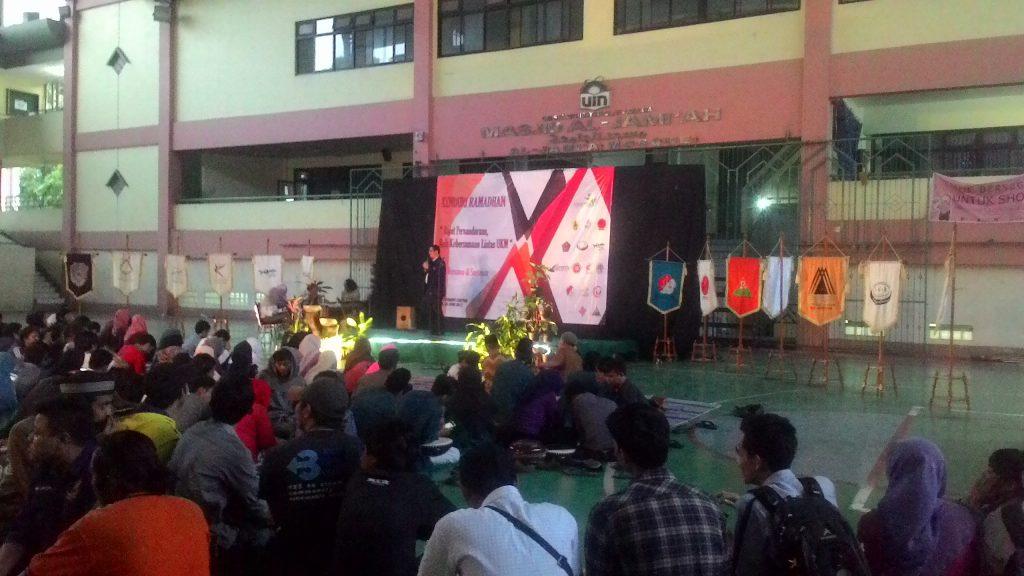 Student Activity Unit Forum Holds Break Fasting Event