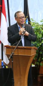 Rektor Urged Civitas Academica to Channeling Their Professional Zakat Through UPZ