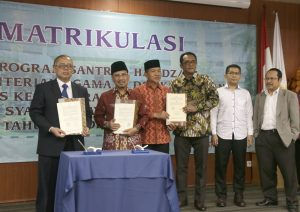 FKIK UIN Jakarta Signed Cooperation With Three local Governments