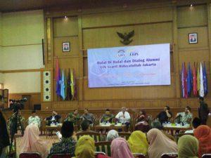 IKALUIN Jakarta Adakan Halal Bi Halal dan Dialog Alumni