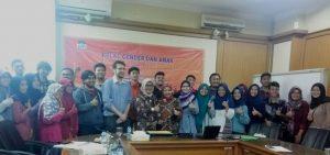 PSGA UIN Jakarta Holds Gender and Politic Class