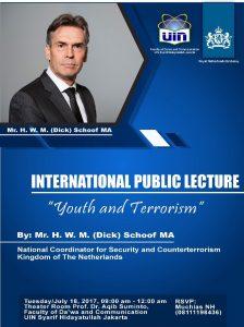 FIDK UIN Jakarta Holds International Public Lecture