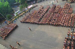 Pramuka UIN Jakarta Undang Gudep Sekolah Lomba Giat Prestasi