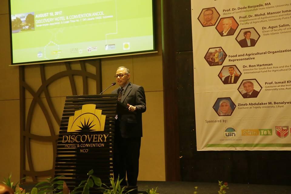 Rektor: UIN Jakarta Harus Jadi Model Pengembangan Kajian Sains