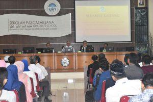 228 Mahasiswa Baru SPs UIN Jakarta Ikuti Masa Orientasi Studi