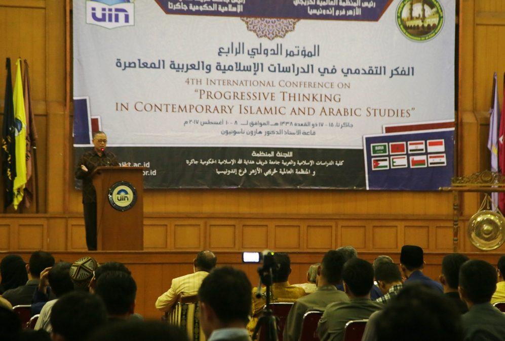 FDI Gelar Konferensi Internasional Studi Islam dan Arab