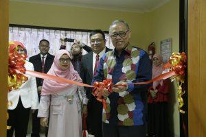 Rektor Resmikan Pembukaan Klinik Laktasi RS Syahid