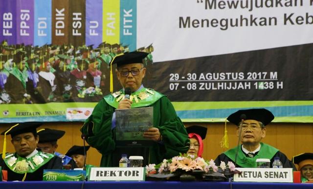 Rektor: UIN Jakarta Kampus Humanis Inklusif