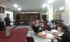 UIN Jakarta Seleksi Calon Petugas MC Mahasiswa