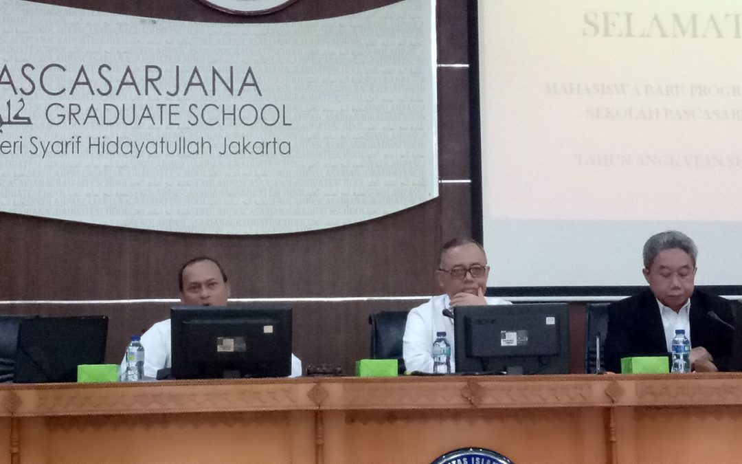 Rector: UIN Jakarta Will Achieve it's WCU Status in 2032