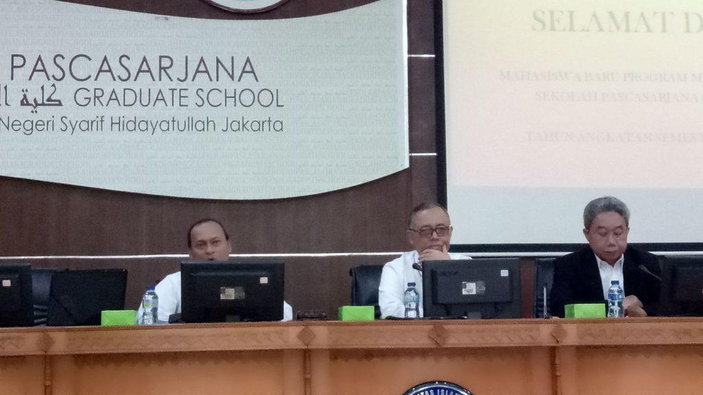 Rektor UIN Jakarta: WCU Akan Tercapai Tahun 2032