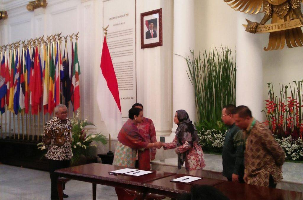 STF UIN Jakarta Terima Titipan Donasi Rohingya Rp331,53 Juta