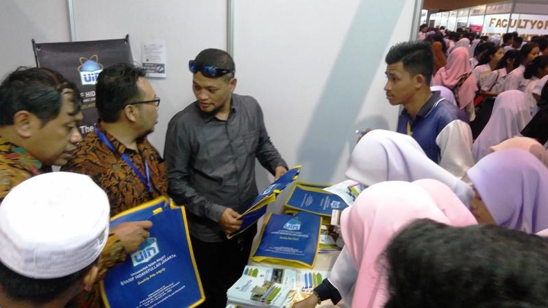 UIN Jakarta Sasar Mahasiswa Thailand