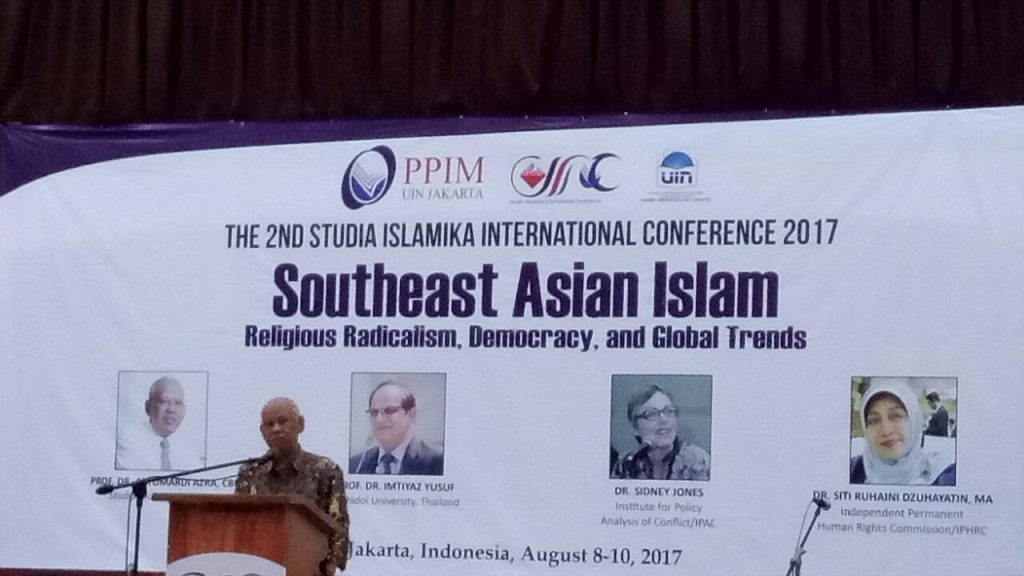 Azyumardi Azra: Radicalism Will Be Difficult to Develop in Indonesia