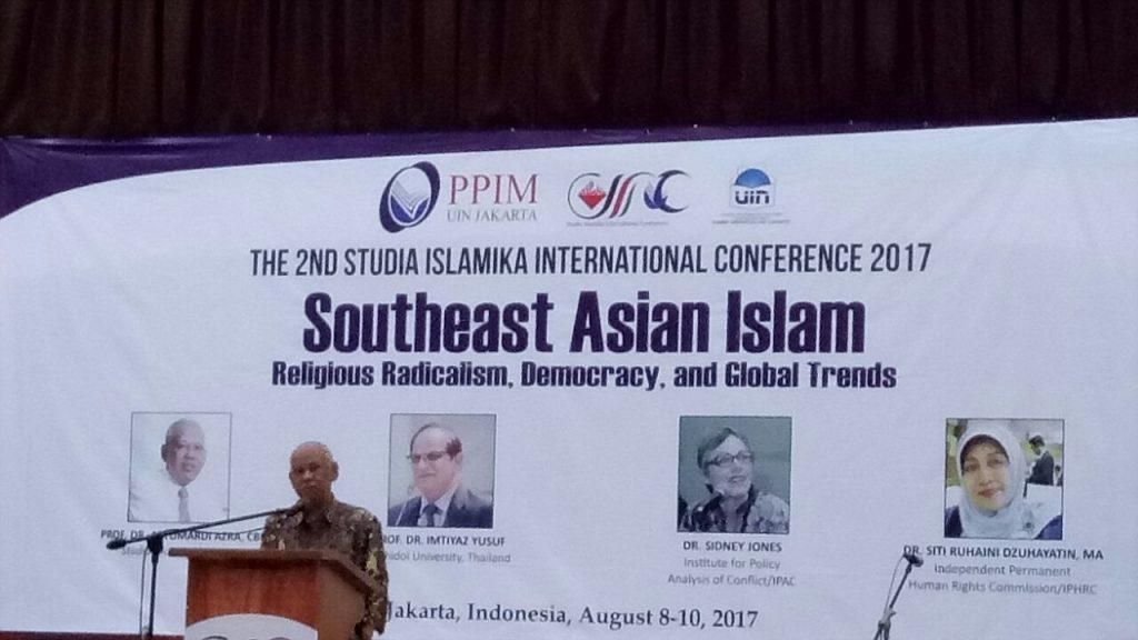 Azyumardi Azra: Radikalisme Sulit Berkembang di Indonesia