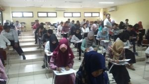 60 Participants Passed the Pharmacist Profession Program Selection Test