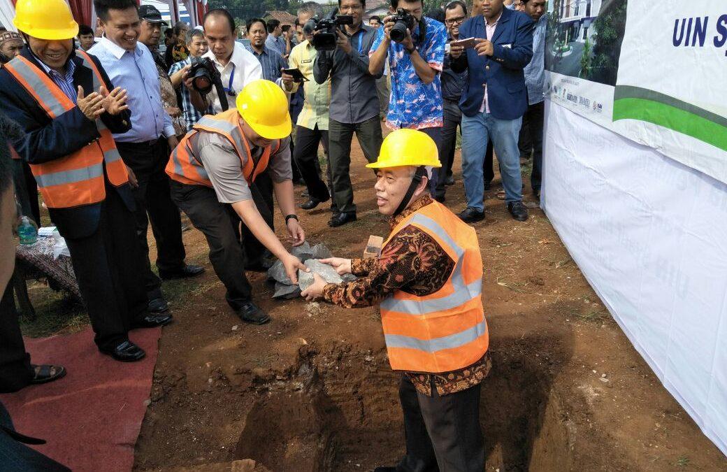 UIN Jakarta Celebrates Groundbreaking For New FEB Building