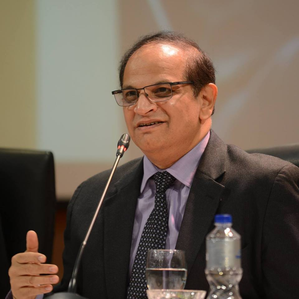 Prof. Dr. Imtiyaz Yusuf, Direktur Center for Buddhist-Muslim Understanding, College of Religious Studies, Mahidol University, Thailand.