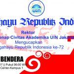 Dirgahayu Republik Indonesia ke 72