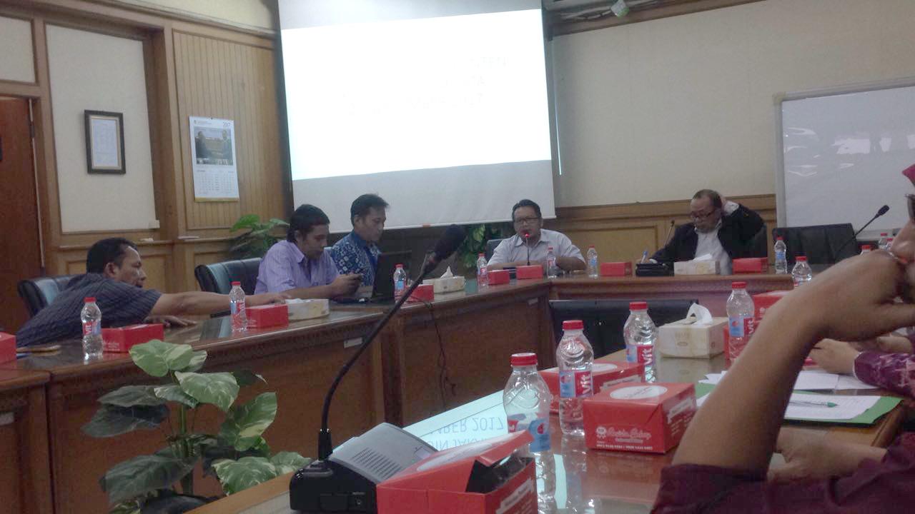 FSH UIN Jakarta Fasilitasi Workshop Akademik FSH PTKI se-Indonesia