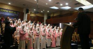 FKIK UIN Jakarta Held the 11th Nurses Oath