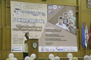 Bahasa Arab Harus Jadi Identitas UIN Jakarta