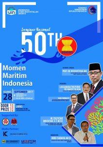 Sambut 50 Tahun ASEAN, DEMA FISIP UIN Jakarta Akan Gelar Seminar Maritim