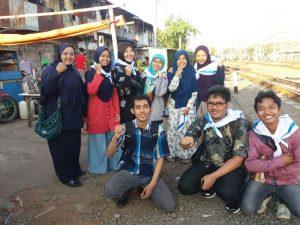 PSU LDK Syahid Salurkan Bantuan untuk Warga Kampung Bandan