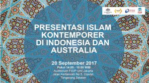 UIN Jakarta Will Host Contemporary Islam Seminar