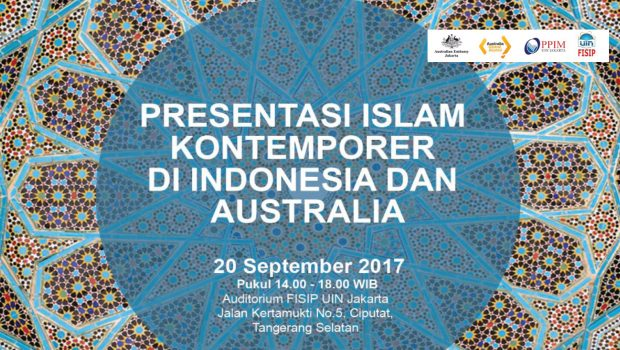 Dear fellow UIN lecturers, students, scholars and representatives, and Australian […]